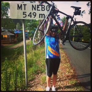 Mt Nebo Roadie ride