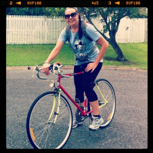 Caro's $40 Pub Bike